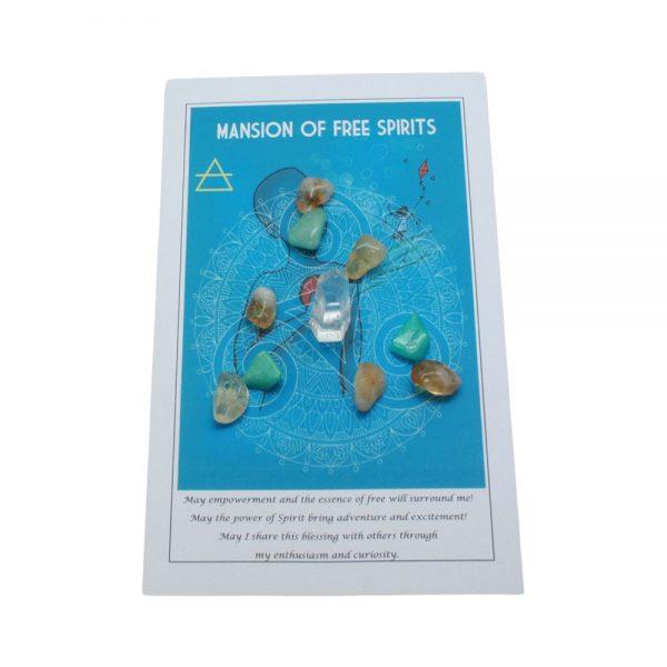 Mansion of Free Spirits Blessing Grid-0