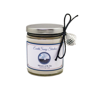 Mansion of the Sea Crystal Energy Candle-0