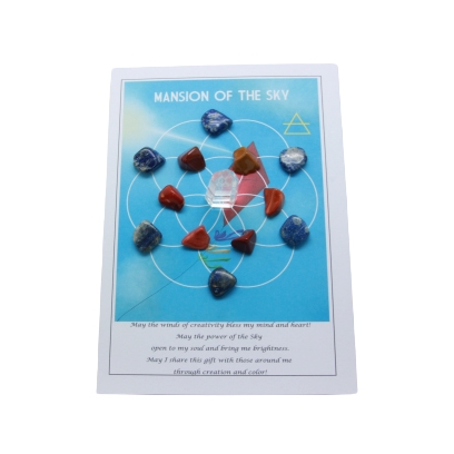 Mansion of the Sky Blessing Grid-0