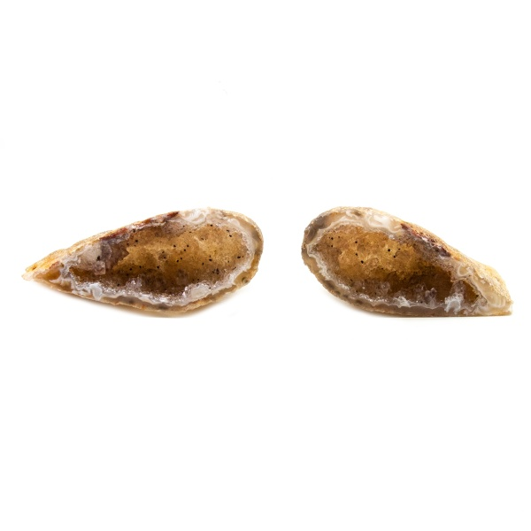 Agate Geode Pair-0