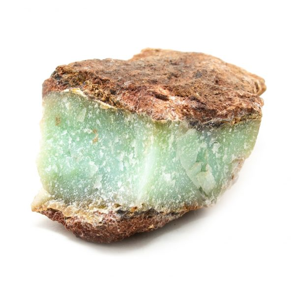 Rough Australian Chrysoprase Crystal-0