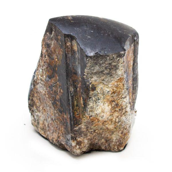 Polished Black Tourmaline Crystal-208427