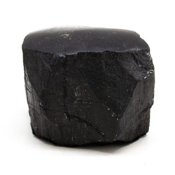 Polished Black Tourmaline Crystal-208435
