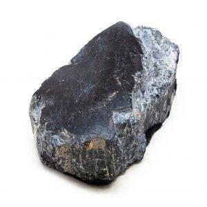Polished Black Tourmaline Crystal-208438