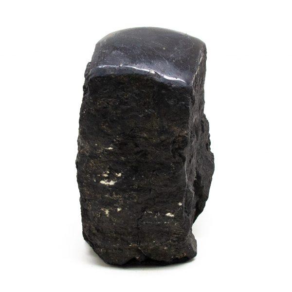 Polished Black Tourmaline Crystal-208451