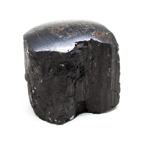 Polished Black Tourmaline Crystal-208453