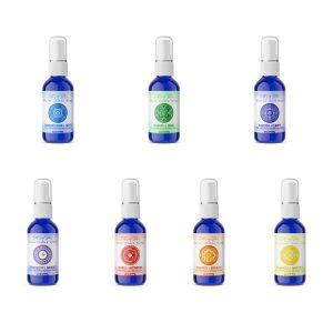 Chakra Balancing Spray Set-0