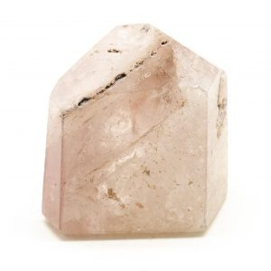 Polished Lithium Quartz Point-212401