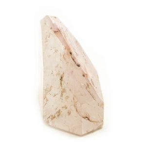 Polished Lithium Quartz Point-212413