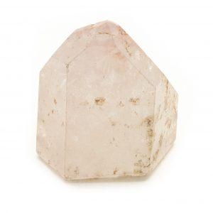 Polished Lithium Quartz Point-212414