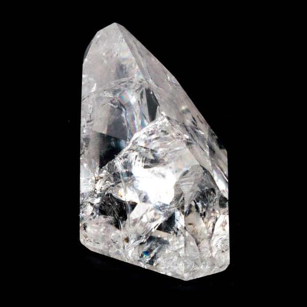 Fire and Ice Quartz Point-212647