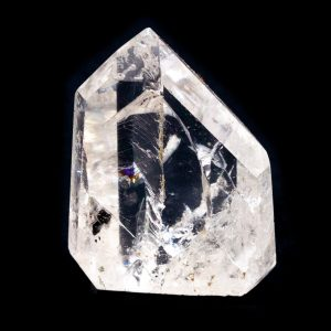 Fire and Ice Quartz Point-212678