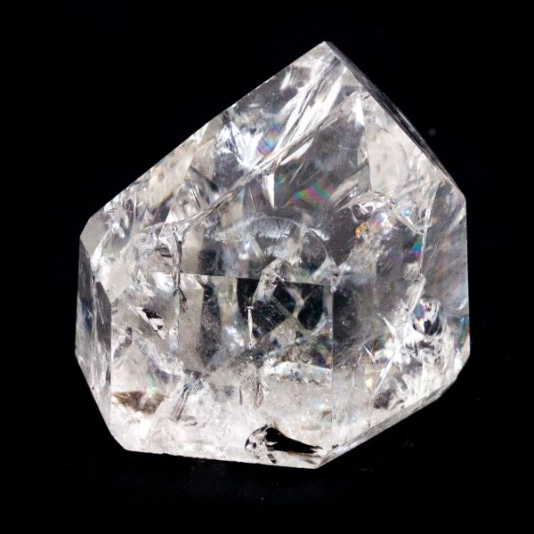 Fire and Ice Quartz Point-212788