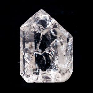 Fire and Ice Quartz Point-212899