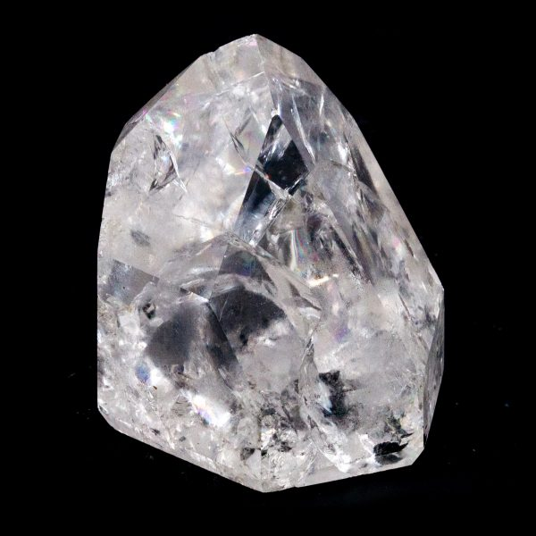 Fire and Ice Quartz Point-212903