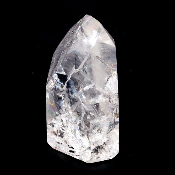 Fire and Ice Quartz Point-212904