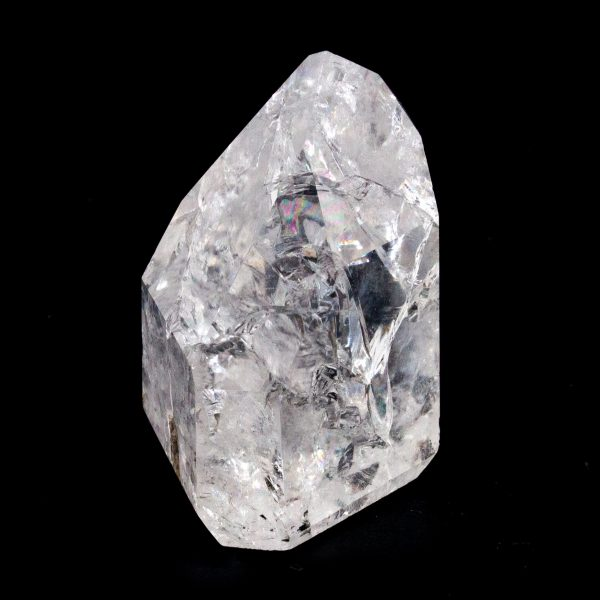 Fire and Ice Quartz Point-212926
