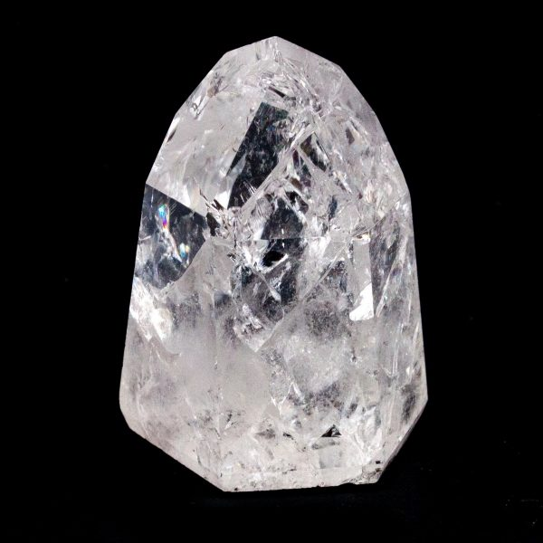 Fire and Ice Quartz Point-212946