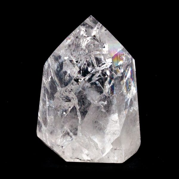 Fire and Ice Quartz Point-212947