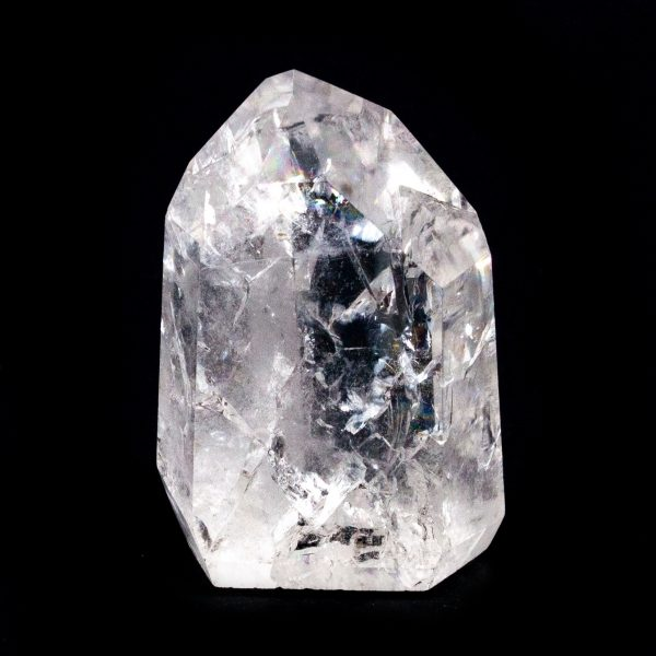 Fire and Ice Quartz Point-213035