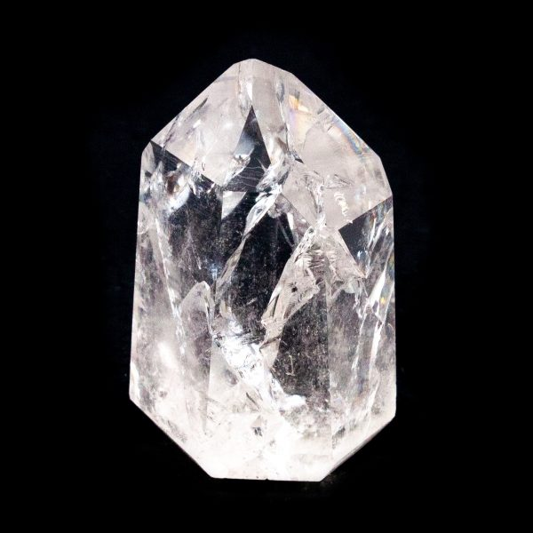 Fire and Ice Quartz Point-213079