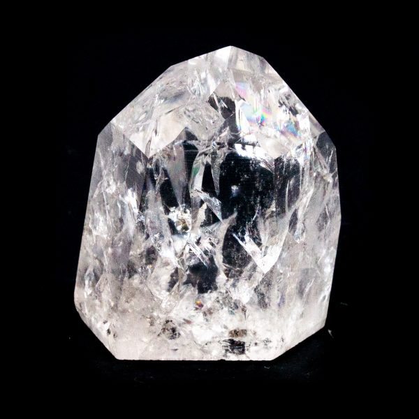 Fire and Ice Quartz Point-213088