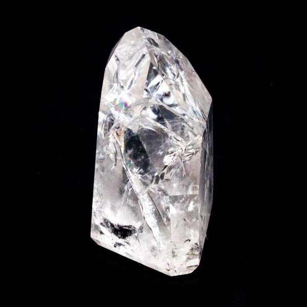 Fire and Ice Quartz Point-213169