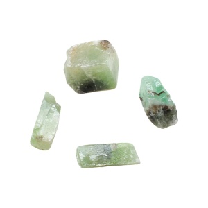 Green Calcite Rough Crystal (Large)-0