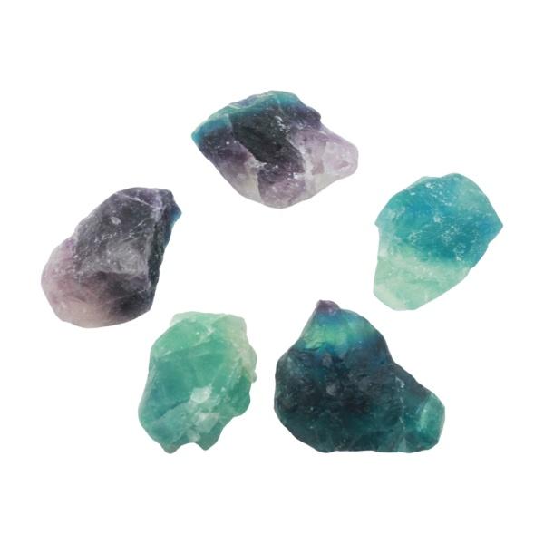 Fluorite Rough Crystal-210638