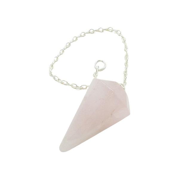 Rose Quartz Pendulum-0