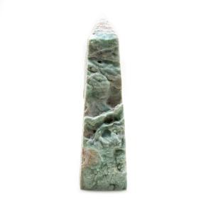 Blue Caribbean Calcite Freeform Wand-0