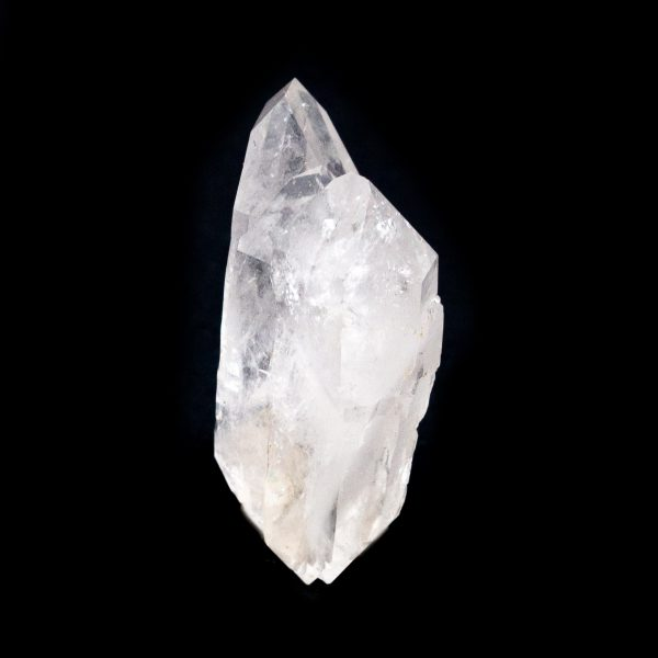 Clear Quartz Double Terminated Crystal-216394