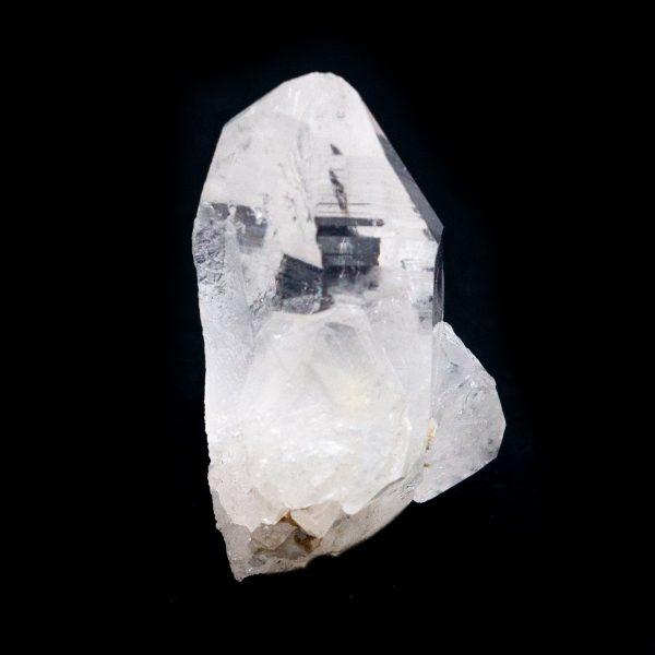 Clear Quartz Record Keeper Crystal-216498