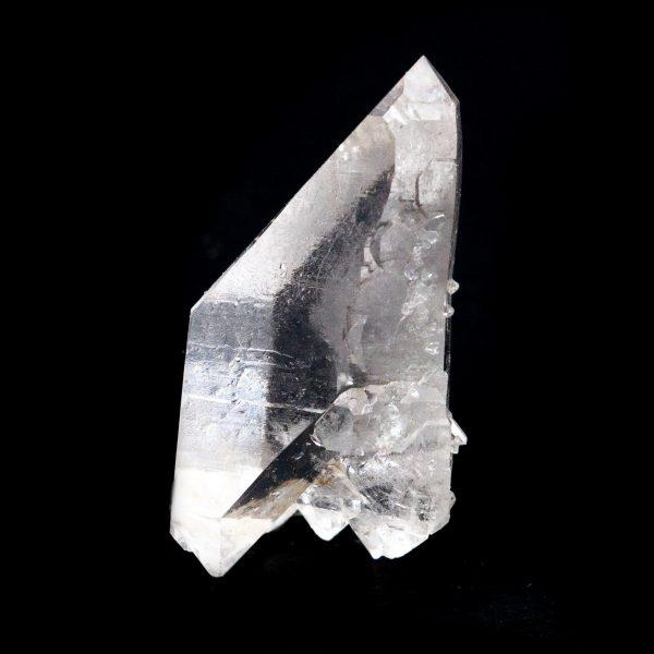 Clear Quartz Record Keeper Crystal-216550