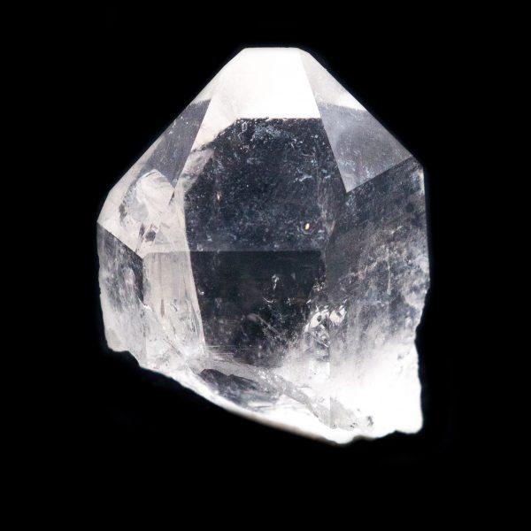 Clear Quartz Diamond Window Crystal-216627