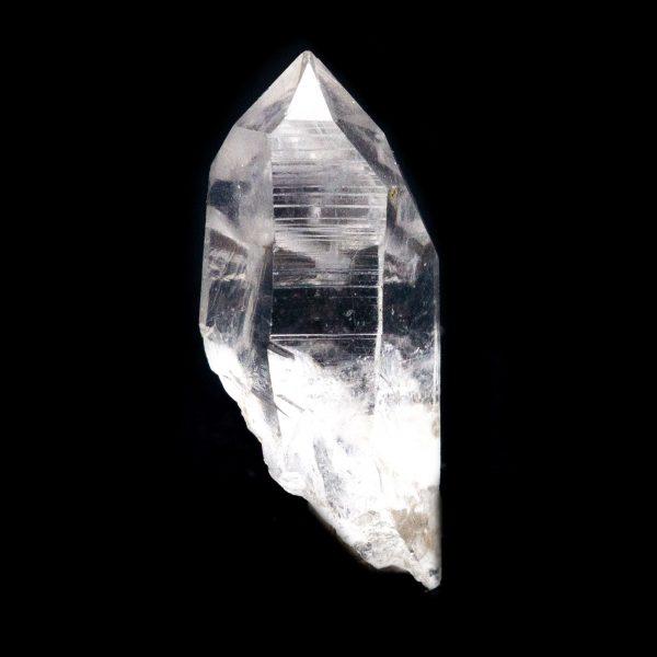 Clear Quartz Diamond Window Crystal-216629