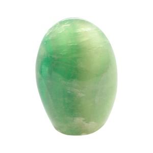 Polished Green Fluorite Display Piece-0