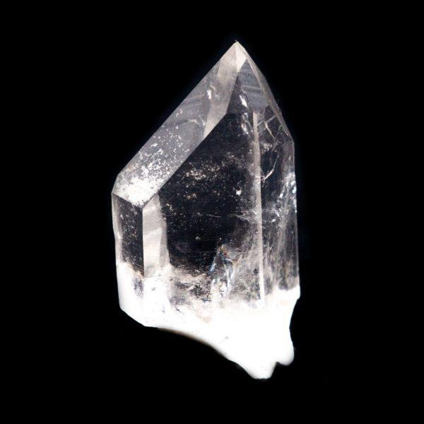 Clear Quartz Diamond Window Crystal-216767