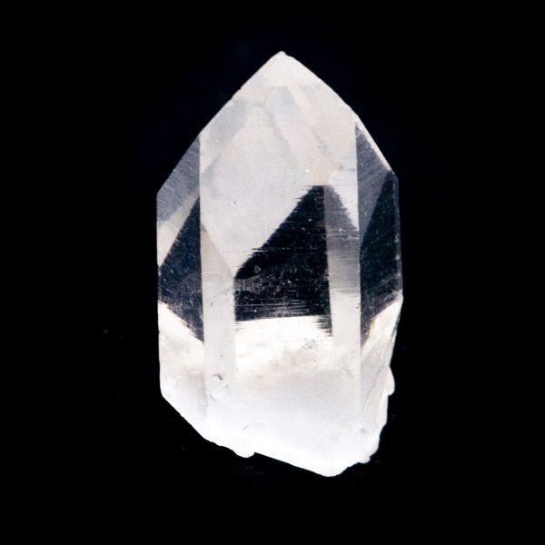 Clear Quartz Diamond Window Crystal-216778