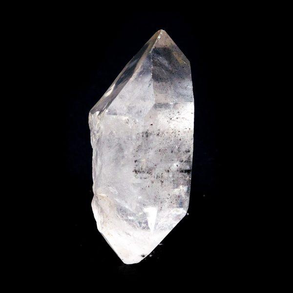 Clear Quartz Enhydro Crystal-216846