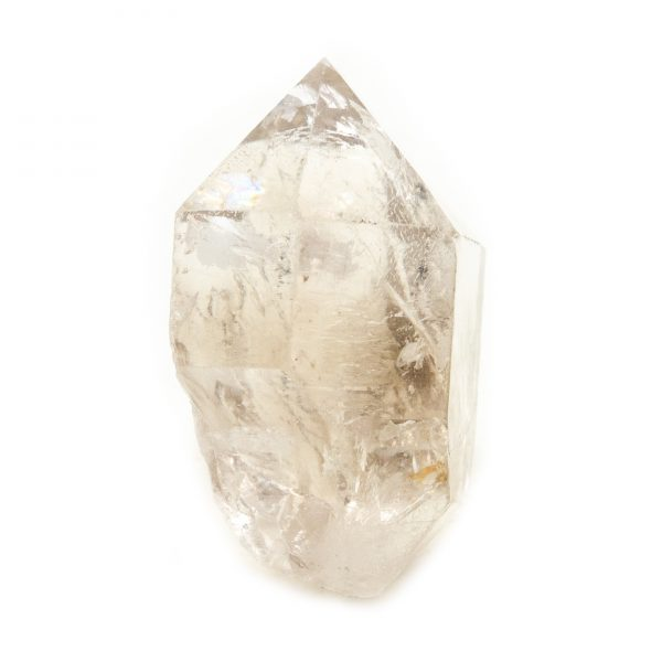 Clear Quartz Enhydro Crystal-216871