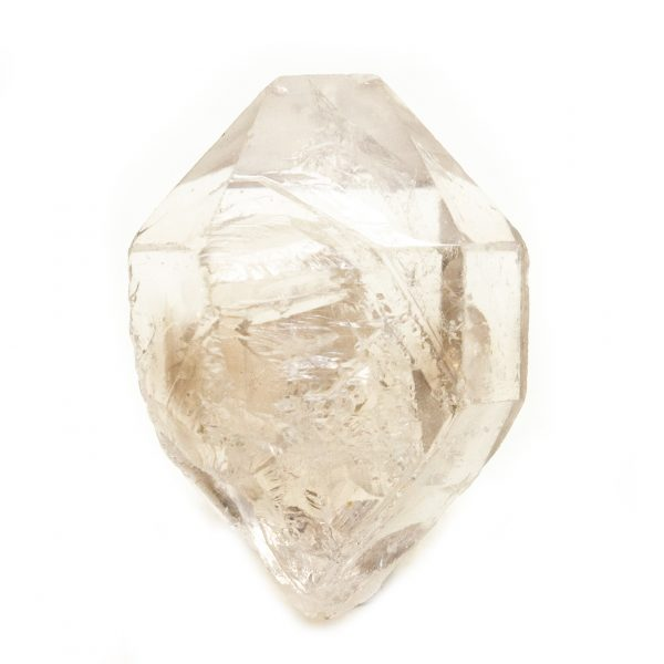 Clear Quartz Enhydro Crystal-216872