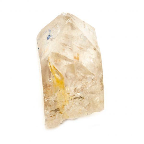 Clear Quartz Enhydro Crystal-216892