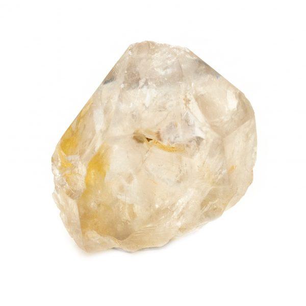 Clear Quartz Enhydro Crystal-216893