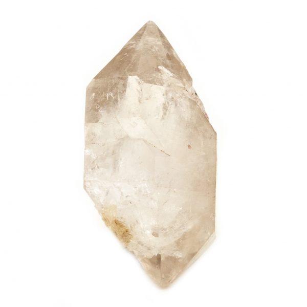 Clear Quartz Enhydro Crystal-216925