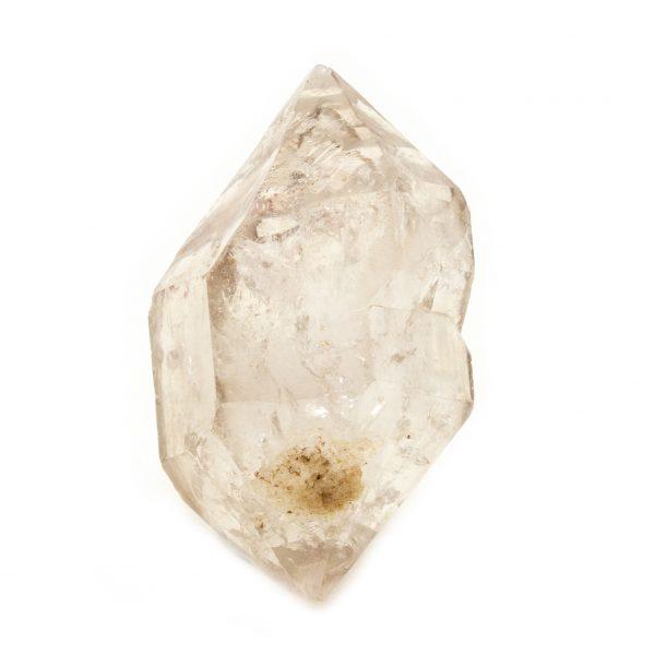 Clear Quartz Enhydro Crystal-216926