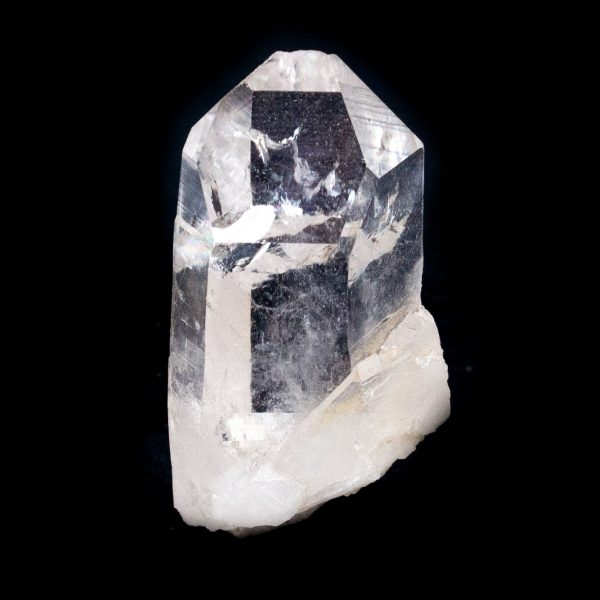 Clear Quartz Timeline to the Future Crystal-0