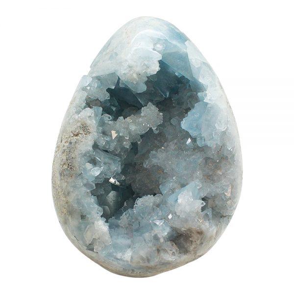 Celestite Geode Egg-0