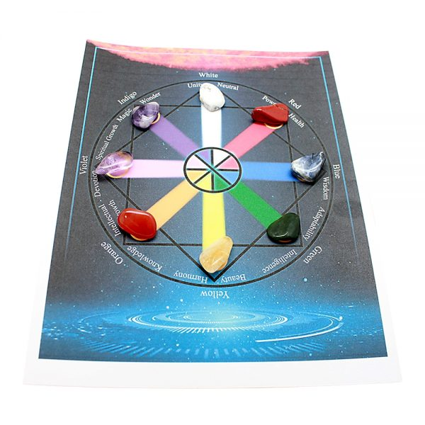 7 Rays of Life Crystal Charging Grid-216731