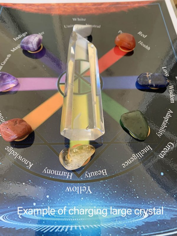 7 Rays of Life Crystal Charging Grid-218793